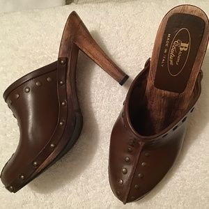New Browns  made in Italy shoes